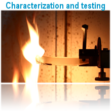 Characterization and testing